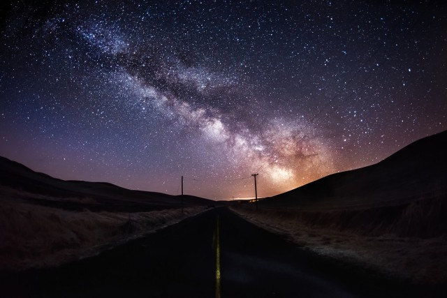 When We Were Stars - Palouse, WA